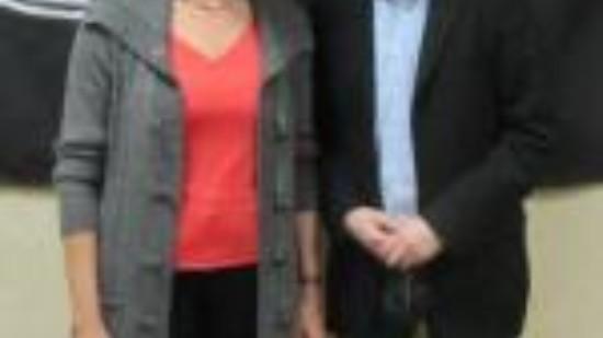 Karin Beckmann & Marco Brunotte
